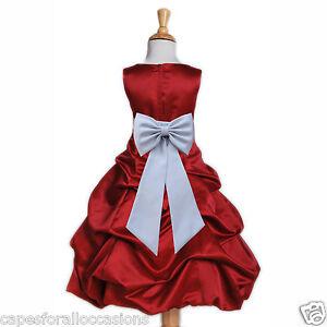Christmas Dress Girls Size 16