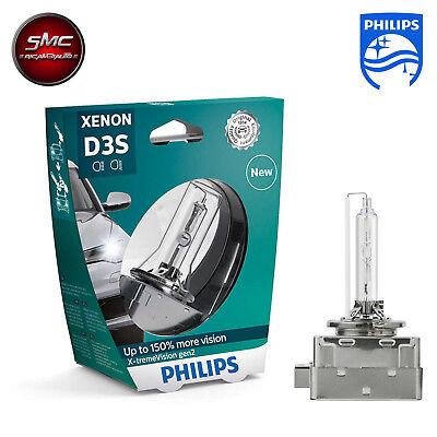 Philips X-treme Vision D3S 150% mehr Sicht Xenon-Brenner 1St. 42403XV2S1
