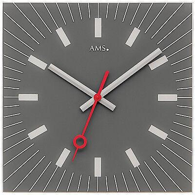 XL Ams 50 Reloj de Pared Cuarzo para Salón Cocina Oficina Dormitorio...