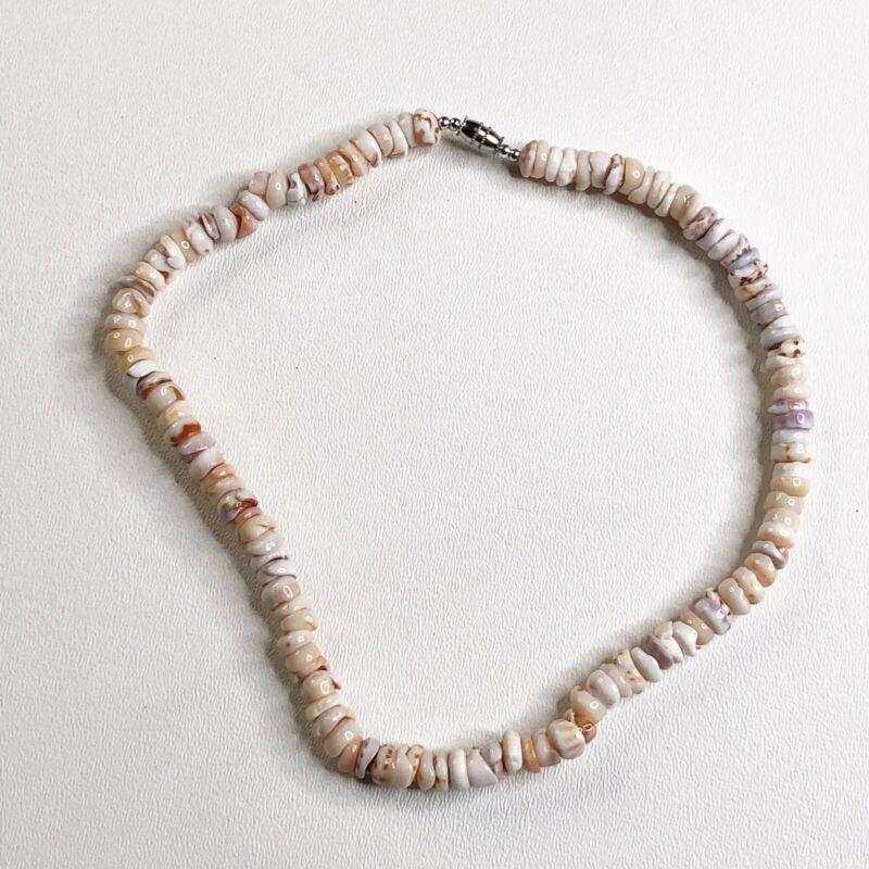 Genuine puka Shell Necklace Hawaii