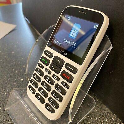 (SO4) Doro 1370 Mobile phone Vodafone White