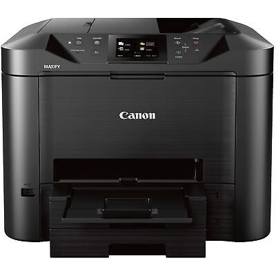 Canon MAXIFY MB5420 Wireless Color Photo Printer with Scanner, Copier & Fax