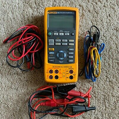 Fluke 726 Precision Multifunction Process Precision Calibrator