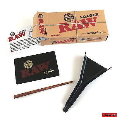 RAW Cone Loader - 3 teiliges Set zum befüllen von Cones aller Art