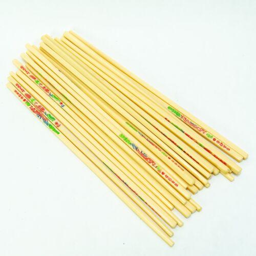 Vintage Bakelite plastic Restaurant Chop Sticks Lot - 13 pairs - 26 total