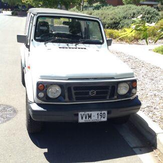 Suzuki Sierra 1996