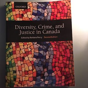 Diversity, Crime and Justice in Canada