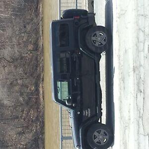 2012 Jeep Wrangler VUS