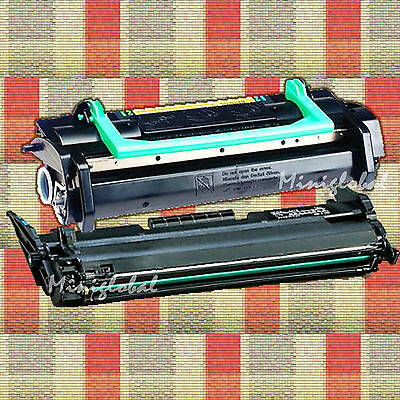 For Sharp FO50 1 DRUM + 1 TONER FO50DR FO-4400 FO-D C635
