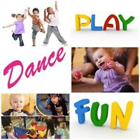 Little Groovers - Active music & Creative Movement Class