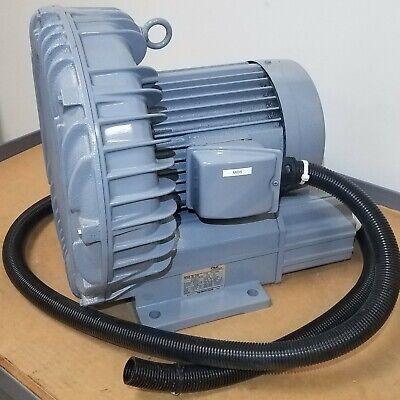Fuji Electric - Vfc608an - Ring Regenerative Blower - 3 Phase Motor