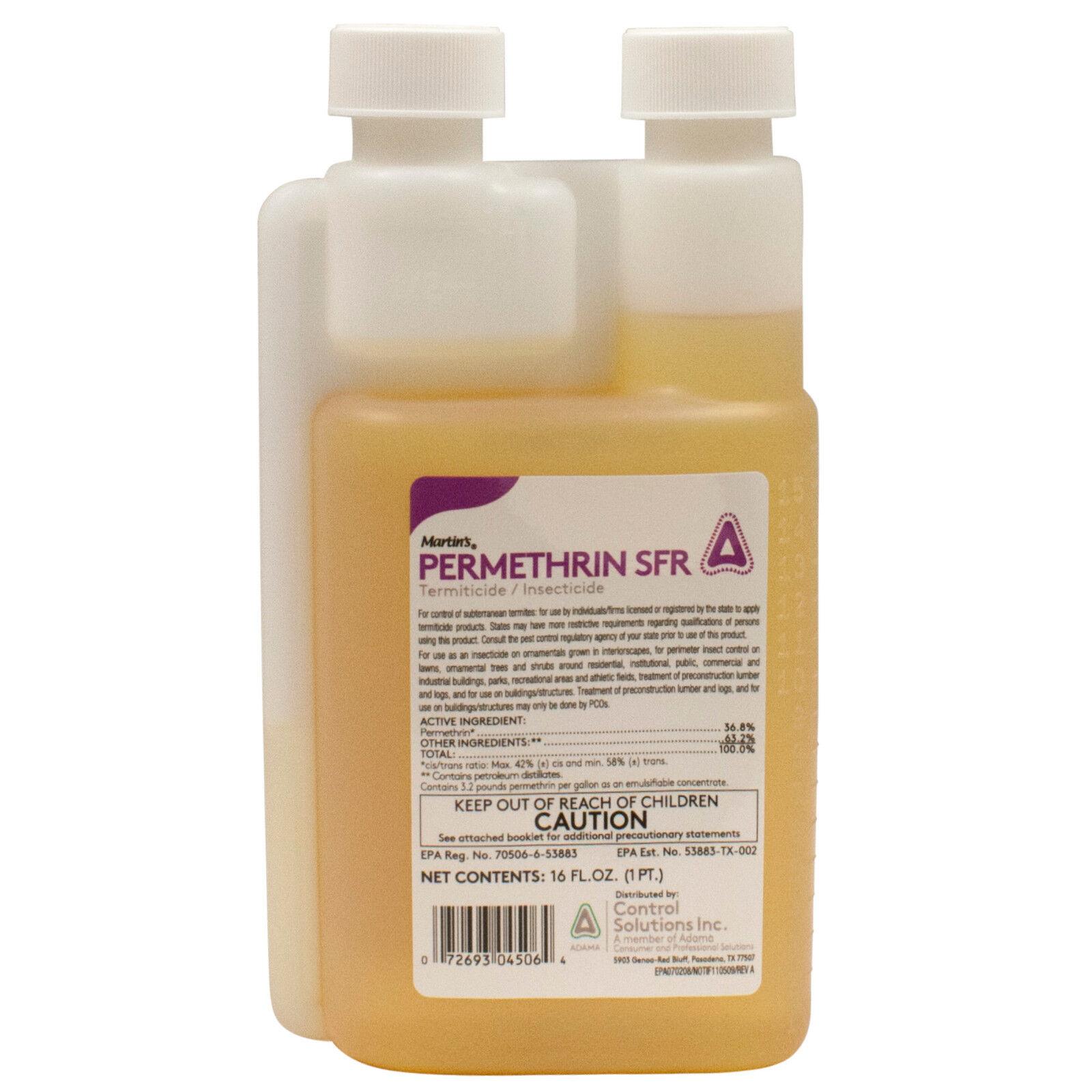 CSI - 82004504 - Permethrin SFR - Termiticide/Insecticide -