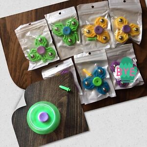 Younger sibling 2-in-1 Fidget/hand spinner.$5 each 3 for $10