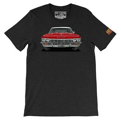 We Print Your Classic Car,1965 Chevy Impala , Make Your Own T-shirts  - Make Your Own T Shirts