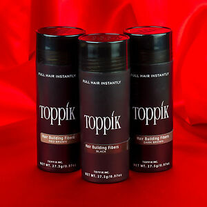 Toppik-Hair-Fibres-27-5-gram-PACK-of-3-eBays-favourate-Toppik-Stockist