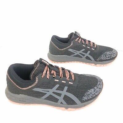 ASICS Alpine XT Hiking Shoes Womens Size 8.5 Athletic Black Pink Active...