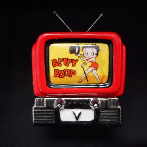 NEW Betty Boop Trinket Box from Vandor