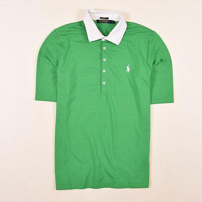 Ralph Lauren Herren Polo Poloshirt Shirt Gr.L Tailored Fit Grün 81994 online kaufen