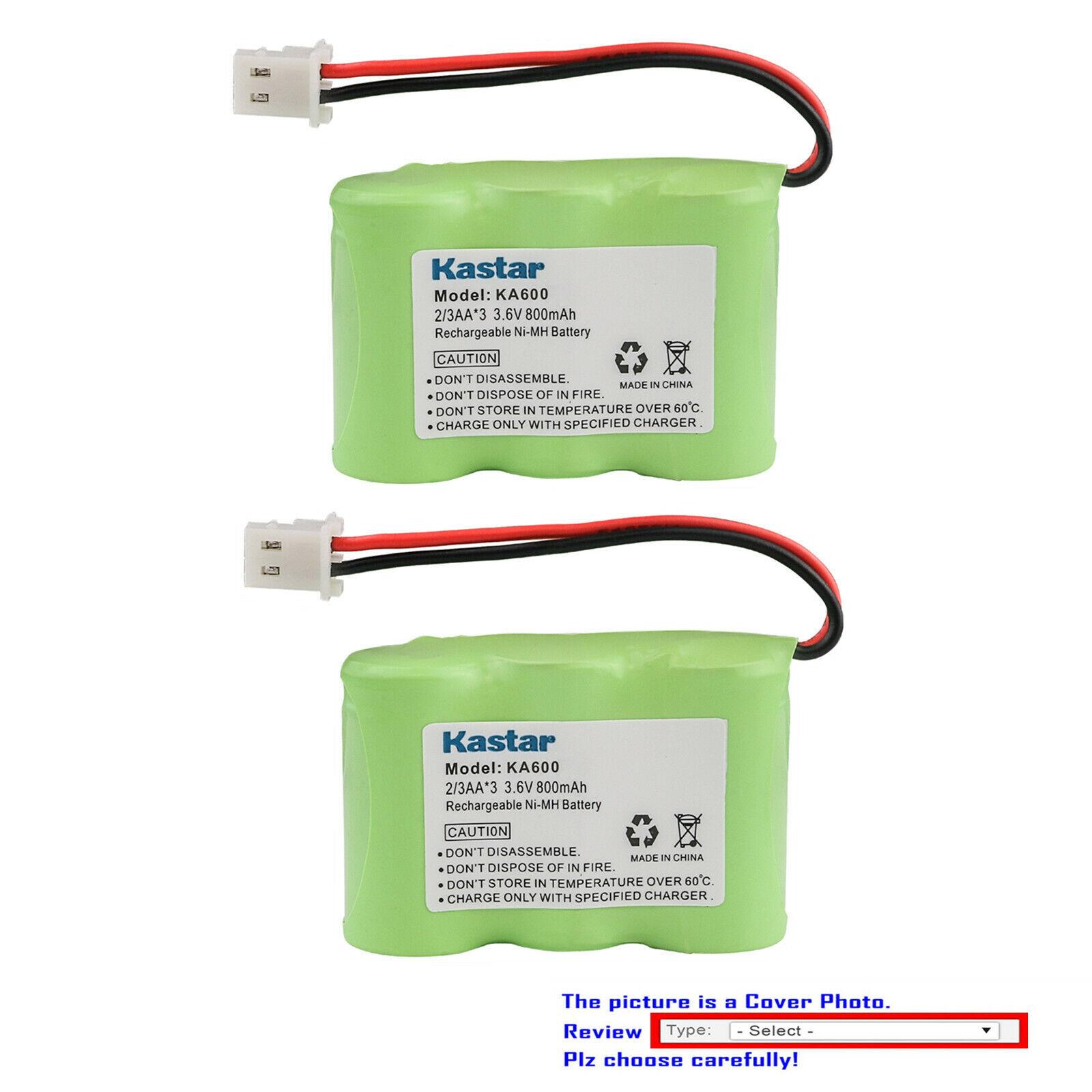 Kastar Ni-MH Battery Replace for Eton / GRUNDIG FR370 Shortw
