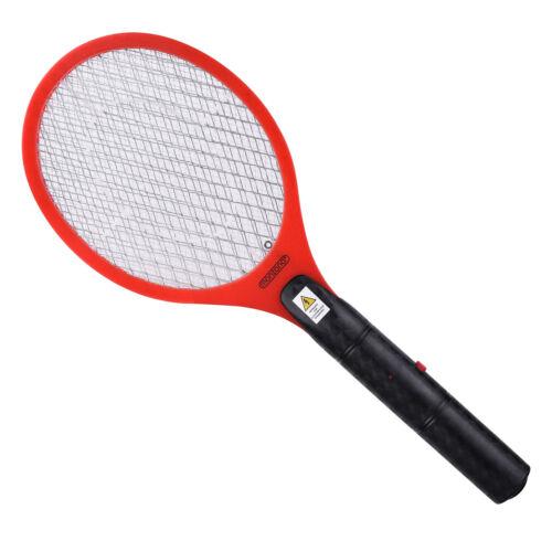 3x Elektrische Fliegenklatsche Insektenvernichter Insektenfalle Fliegenfänger