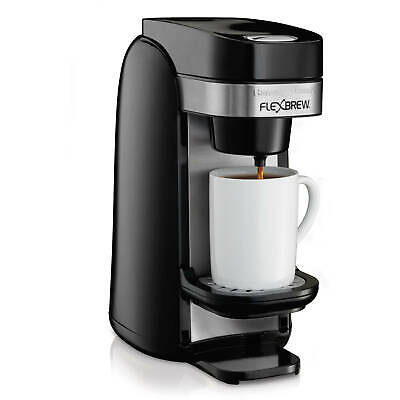 Coffee Maker Single-Serve Instant Brewer Machine Home Office