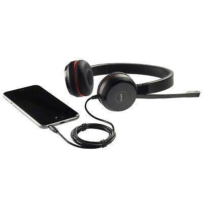 Jabra HSC060 Stereo Microphone Headset, EVOLVE 30 II OEM