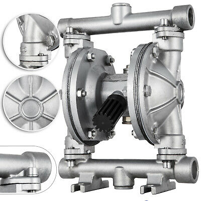 Air-operated Double Diaphragm Pump 12inlet Outlet 12gpm Qbk-15p