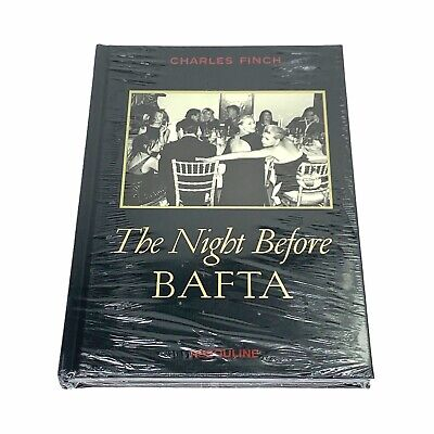 The Night Before BAFTA - Charles Finch - Assouline Hardcover NEW