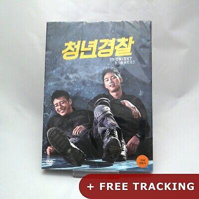 Midnight Runners .DVD w/ Slipcover (Korean)