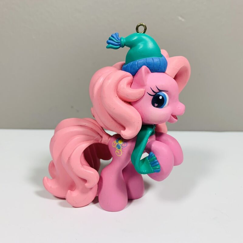 My Little Pony 2010 Pinkie Pie Holiday Christmas Ornament