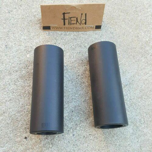 Khe Cop BMX Pegs 14mm Thread Aluminum Black Pair only 246g