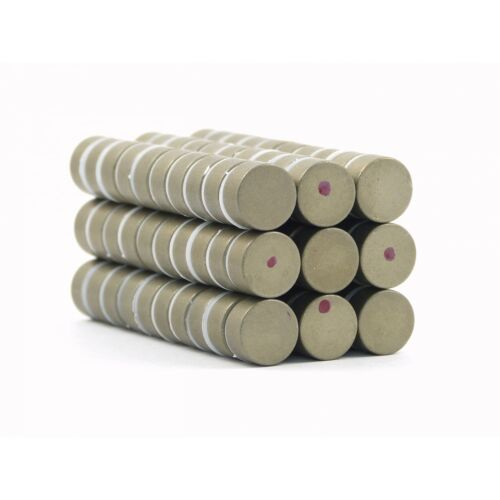 5 Strong Samarium Cobalt rod magnets 5mm dia x 10mm S2:17 SmCo rare earth DIY
