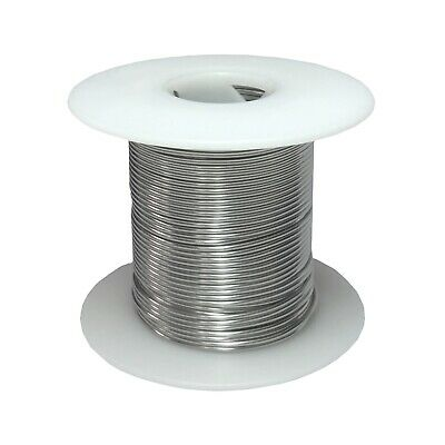 14 Awg Gauge Stainless Steel 316l Wire 25 Length 0.0640 Diameter