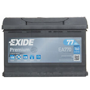 exide premium car battery 77ah type 096 760cca 4 years warranty oem replacement. Black Bedroom Furniture Sets. Home Design Ideas