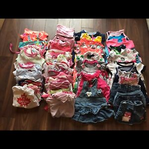 6-9 months baby girl clothes (58 items)