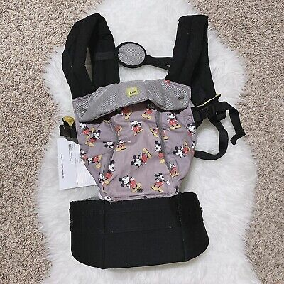 NWT LILLEbaby Disney Mickey Complete All Seasons 6 Positions Carrier LE Retired