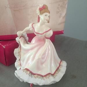 "Royal Albert ""Jessica"" figurine Heathcote Sutherland Area Preview"