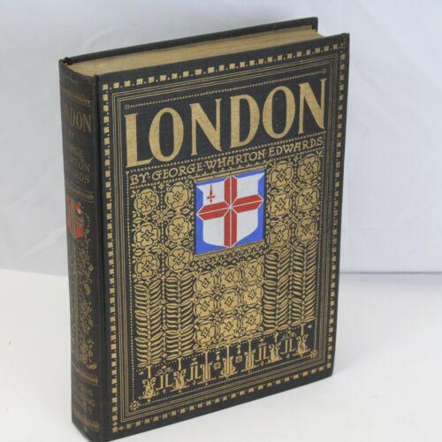 London George Wharton Edwards Penn Publishing First Edition 1922 Gilded UK
