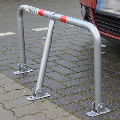 Parkplatzsperre Parkplatzbügel Sperrbügel Parkplatzblockierer Parkbügel Poller