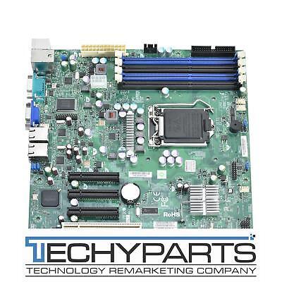 Supermicro X8SIL-F Intel Xeon X3400/L3400/Core i3 LGA1156 microATX Motherboard