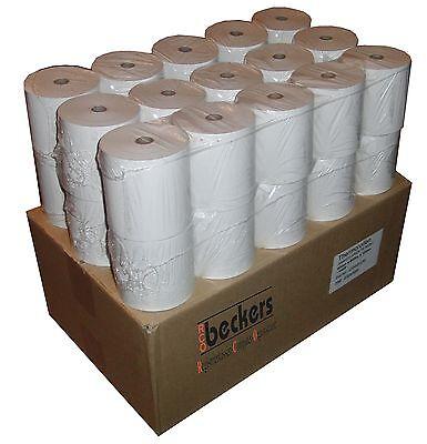 30 Thermorollen 80/80/12 weiss  Fachhandel Bonrollen Kassenrollen 80 mm breit