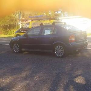 2003 Holden Astra Hatchback Wamberal Gosford Area Preview