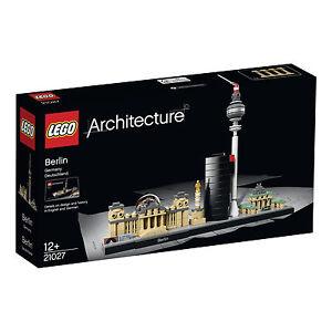 LEGO Architektur Berlin 21027 NEU & OVP