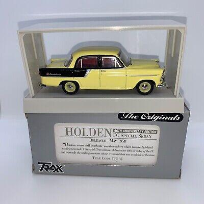40th Anniversary Edition HOLDEN FC Special Sedan