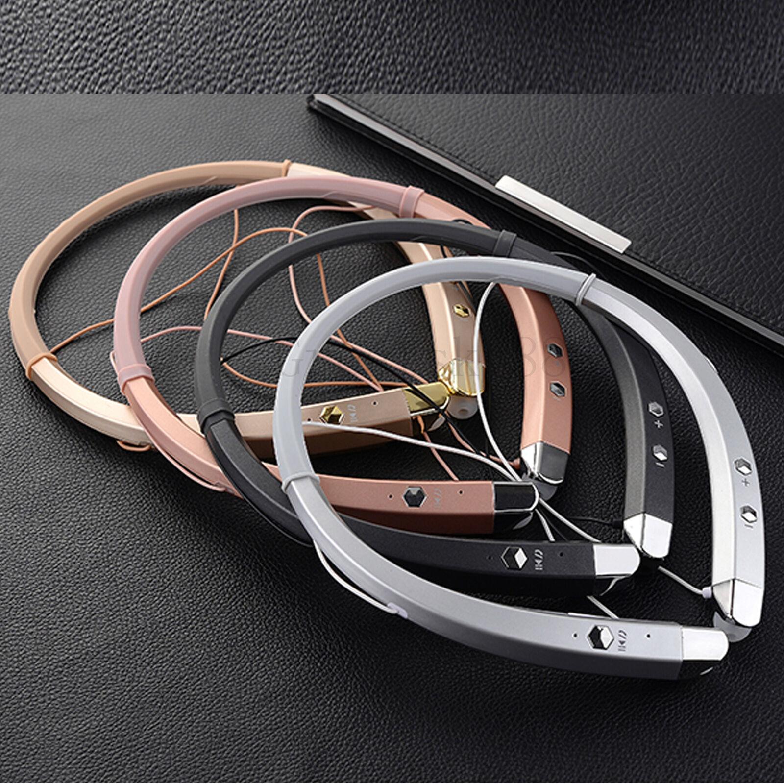 Sport Stereo Bluetooth Headset Headphone for Running Men Wom