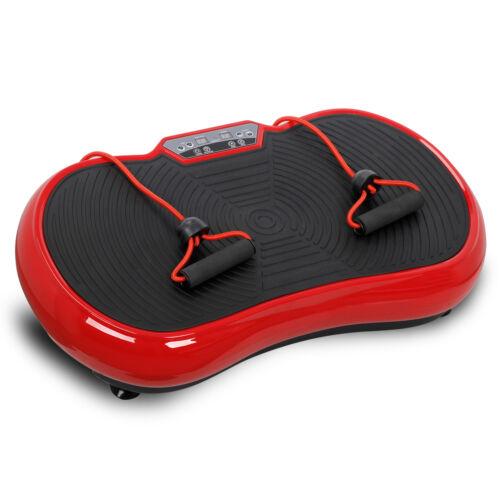 Body Exercise Fitness Massager Machine Vibration Platform Plate Whole Slim Cardio Equipment