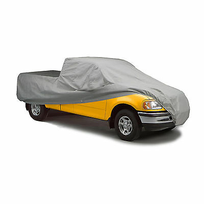 FORD Ranger Crew Cab (4 Door) Pickup TRUCK 3-LAYER CAR Storage COVER 2016-2019 ()