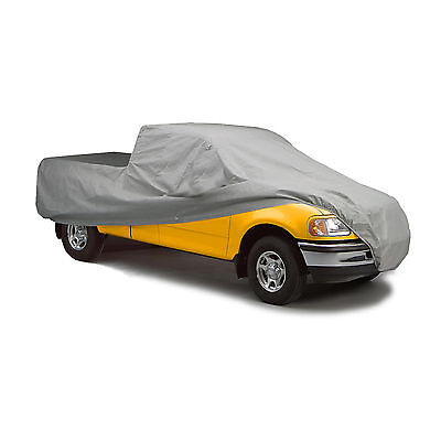 Chevy Colorado Crew Cab Short Bed (5' Bed) TRUCK 3-LAYER CAR COVER 2007-2016 Colorado Crew Cab Truck Car