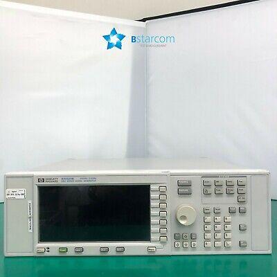 Hpagilent E4421b Esg-a Series Analog Rf Signal Generator 3 Ghz Opt. 1emunb