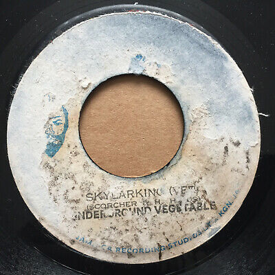 HORACE ANDY skylarking  1972 JA  vinyl Bongo man  Studio one   7in